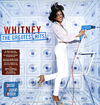 Обложка альбома «The Greatest Hits» (Whitney Houston, 2000)