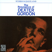 Обложка альбома «The Resurgence Of Dexter Gordon» (Dexter Gordon, 1997)
