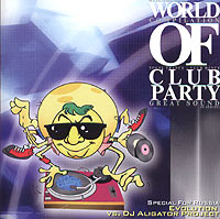 Обложка альбома «World Of Club Party» (2004)