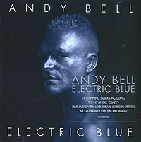 Обложка альбома «Electric Blue» (Andy Bell, 2005)