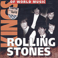 Обложка альбома «Kings Of World Music. Rolling Stones» (The Rolling Stones, 2001)