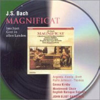 Обложка альбома «Magnificat. English Baroque Soloists» (Bach J.S., 2006)
