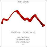 Обложка альбома «Personal Mountain» (Keith Jarrett, 2006)