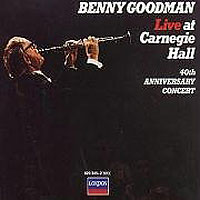 Обложка альбома «Live At Carnegie Hall 1978. 40th Anniversary Concert» (Benny Goodman, 2006)