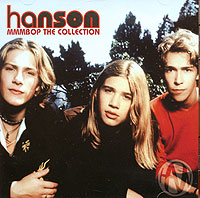 Обложка альбома «MMMBOP The Collection» (Hanson, 2005)