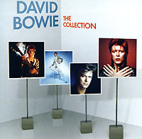 Обложка альбома «The Collection» (David Bowie, 2005)