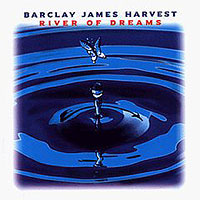 Обложка альбома «River Of Dreams» (Barclay James Harvest, 2006)