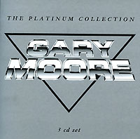 Обложка альбома «The Platinum Collection» (Gary Moore, 2006)