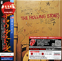 Обложка альбома «Beggars Banquet» (The Rolling Stones, 2006)