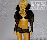 Обложка альбома «Greatest Hits: My Prerogative» (Britney Spears, 2004)