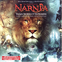 Обложка альбома «The Chronicles Of Narnia. The Lion, The Witch And The Wardrobe. Original Soundtrack» (2005)