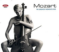 Обложка альбома «The Greatest Moments Ever» (Mozart, 2006)