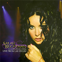 Обложка альбома «The Harem World Tour. Live From Las Vegas» (Sarah Brightman, 2004)