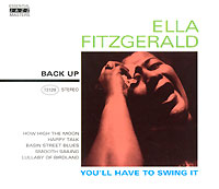 Обложка альбома «You'll Have To Swing It» (Ella Fitzgerald, 2005)
