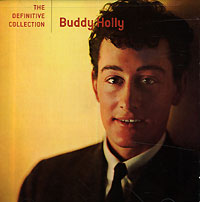 Обложка альбома «The Definitive Collection. Buddy Holly» (Buddy Holly, 2006)