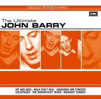 Обложка альбома «The Ultimate Collection» (John Barry, ????)
