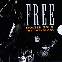 Обложка альбома ««Molten Gold: The Anthology»» (The Free, 1995)