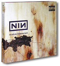 Обложка альбома «The Downward Spiral» (Nine Inch Nails, 2005)