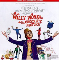 Обложка альбома «Music From The Original Soundtrack. Willy Wonka & The Chocolate Factory» (2006)