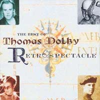 Обложка альбома «Retrospectable-Best Of T.Dolby» (Thomas Dolby, ????)