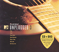 Обложка альбома «The Very Best Of Unplugged 3» (2004)
