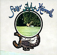 Обложка альбома «Chameleon In The Shadows Of The Night» (Peter Hammill, 2006)