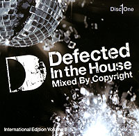 Обложка альбома «Defected. In The House. Mixed By Copyright. International Edition Volume II. Disc 1» (Copyright, 2005)