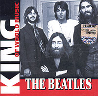 Обложка альбома «King Of World Music. The Beatles» (The Beatles, 2003)