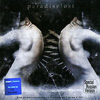 Обложка альбома «Paradiselost» (Paradise Lost, 2005)