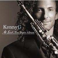 Обложка альбома «At Last… The Duets Album» (Kenny G, 2005)