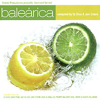 Обложка альбома «Balearica. Compiled By DJ Chus & Javi Colors» (DJ Chus & Javi Colors, 2005)