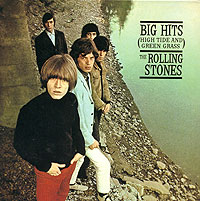 Обложка альбома «Big Hits» (The Rolling Stones, 2006)