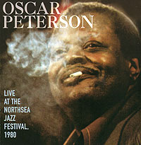 Обложка альбома «Live At The Northsea Jazz Festival, 1980» (Oscar Peterson, 1998)