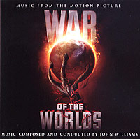 Обложка альбома «War Of The Worlds» (John Williams, 2005)
