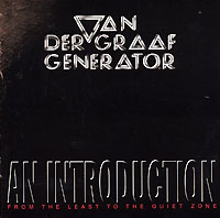 Обложка альбома «An Inroduction» (Van Der Graaf Generator, 2000)
