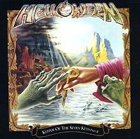Обложка альбома «Keeper Of The Seven Keys. Part 2» (Helloween, 2006)