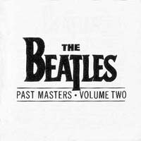 Обложка альбома «Past Masters — Vol.2» (The Beatles, 1988)