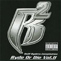 Обложка альбома «Ruff Ryders Vol.Ii» (Various Artists, 2000)