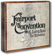 Обложка альбома «A Lasting Spirit. The Collection» (Fairport Convention, 2005)