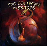 Обложка альбома «Burst The Bubble» (The Company Of Snakes, 2002)