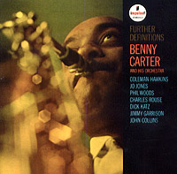 Обложка альбома «Further Definitions» (Benny Carter, 2005)