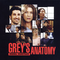 Обложка альбома «Grey's Anatomy. Original Soundtrack» (2006)