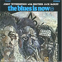 Обложка альбома «The Blues Is Now» (Jimmy Witherspoon, 2006)