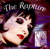 Обложка альбома «The Rapture» (Siouxsie & The Banshees, 1995)