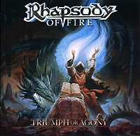 Обложка альбома «Triumh Or Agony» (Rhapsody Of Fire, 2006)