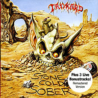 Обложка альбома «Stone Cold Sober» (Tankard, 2005)