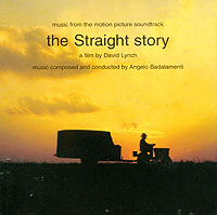 Обложка альбома «The Straight Story. Music From The Motion Picture Soundtrack. Angelo Badalamenti» (Angelo Badalamenti, 1999)