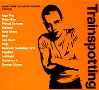 Обложка альбома «Trainspotting. Music From The Motion Picture» (2003)