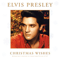 Обложка альбома «Christmas Wishes» (Elvis Presley, 2005)