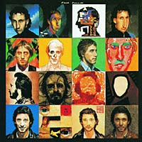 Обложка альбома «Face Dances» (The Who, 1997)